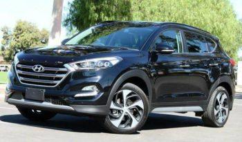 Hyundai Tucson Limited – 2020