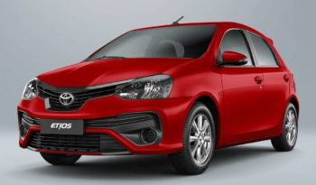 Toyota Etios Hatch X – 2020