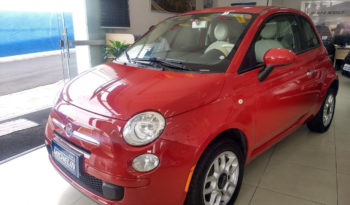 Fiat 500 1.4 Flex Cult – 2012