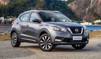 Nissan Kicks 1.6 SV X-Tronic CVT – 2020