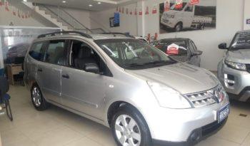Nissan Livina 1.8 S AT – 2012