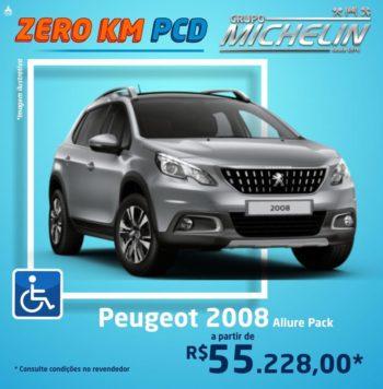 Peugeot 2008 Allure Pack – 2020